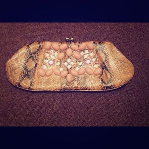 Accessories - Clutch and bracelet